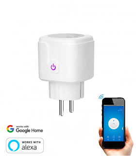 Enchufe WiFi Monitor de Energía