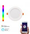 Downlight LED Circular WiFi 10W RGBW