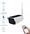 Cámara de Vigilancia WiFi Solar Exterior IP67 1080P