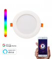 Downlight WiFi LED Circular 14W RGBW