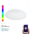 Plafón Inteligente WiFi LED Circular 15W RGBW
