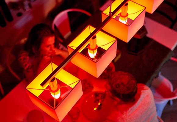 Dale vida a tus lámparas: Bombilla WiFi e14 Vela